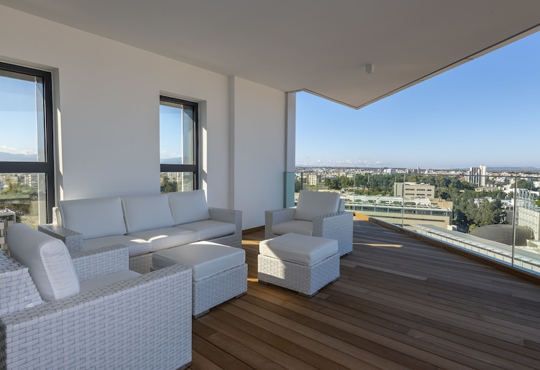 Central Park Residence, Nicosia, Departamento ejecutivo, 3 habitaciones, Balcón