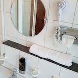 Tweepersoonskamer, en-suite badkamer - Badkamer