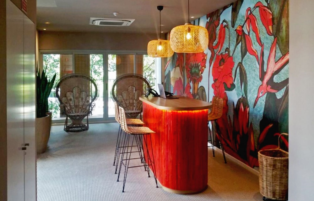 Pestana Studios Funchal Reception