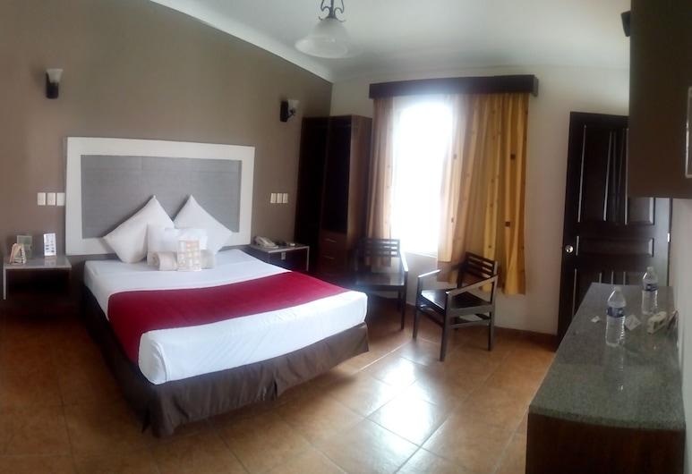 Hotel Aquiles, Guadalajara, Single Room, Guest Room