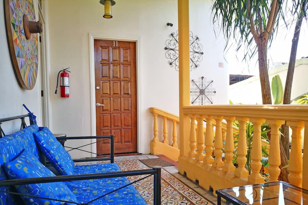 Classic Suite, 1 Katil Raja (King) - Balkoni