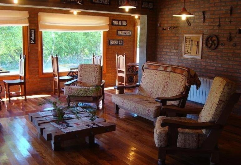 Hosteria Miyazato Inn, El Calafate, Wohnzimmer