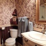 Quarto, Casa de Banho Privativa (Sydney's Suite (Springfield)) - Casa de banho