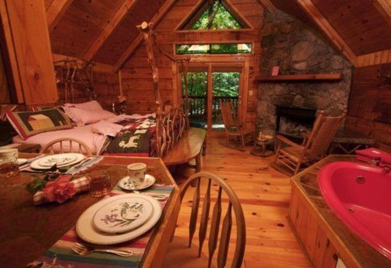 Gatlinburg Adventure Cabins, Sevierville, Cabaña romántica, Aspecto interior del hotel