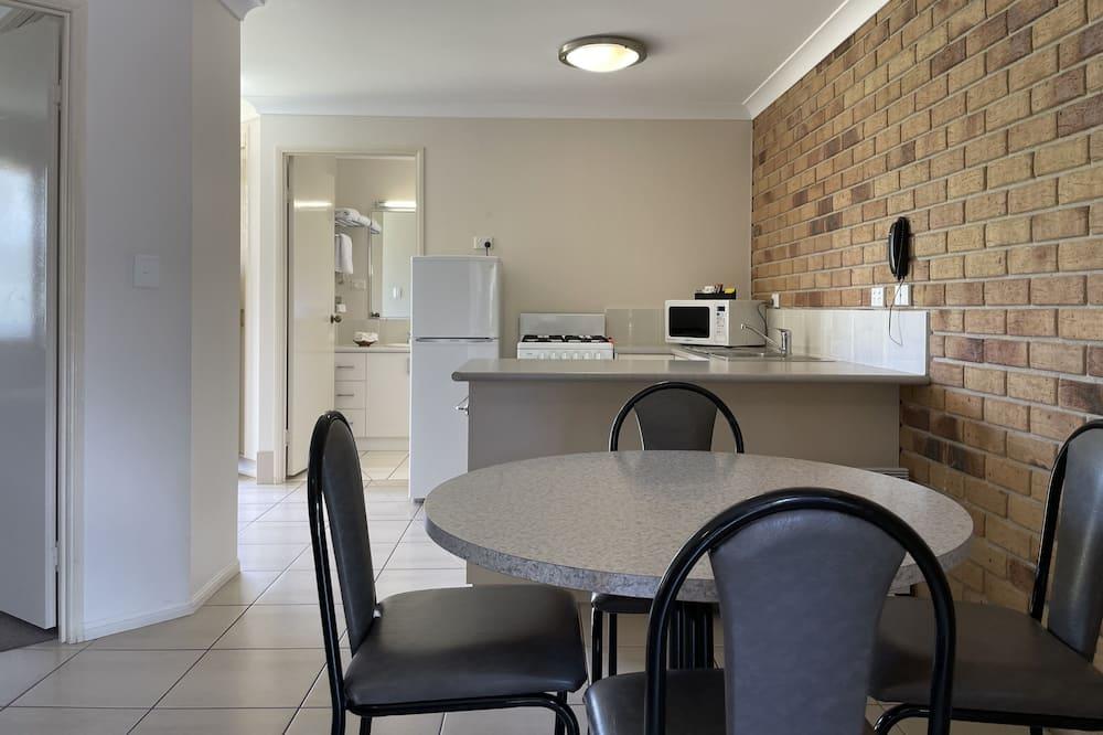 Appartamento Standard, Letti multipli, cucina, vista giardino - Area soggiorno