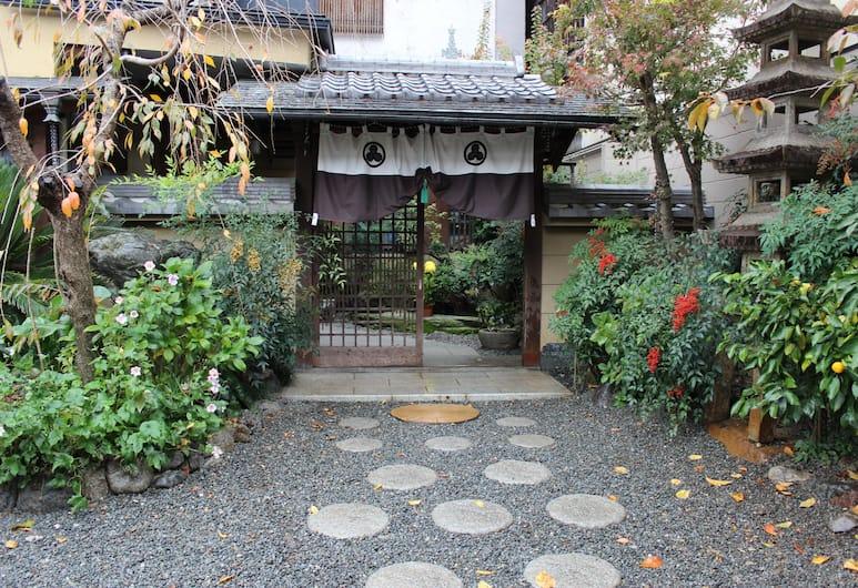 Kyoto Ryokan Gion Sano, Kyoto, Hotel Entrance