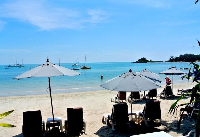 P.S. Thana Resort, Ko Samui, Pláž