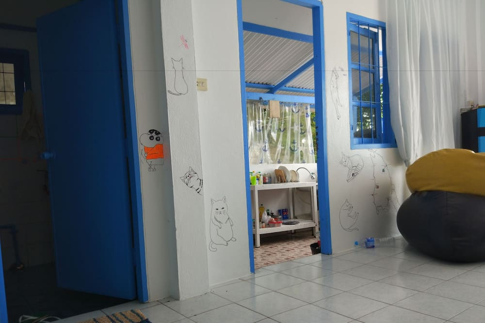 共用宿舍 (4 Persons) - 浴室