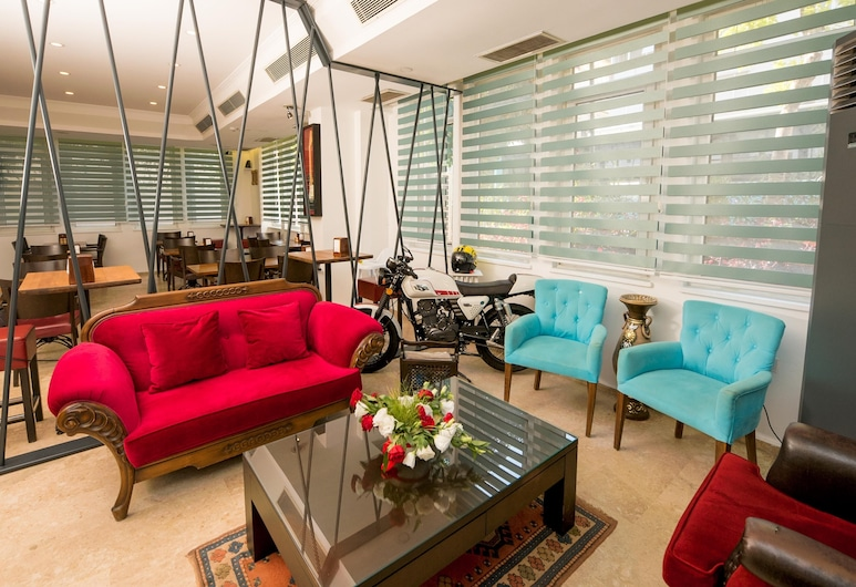 Mera Park Hotel, Antalya, Lobby Sitting Area