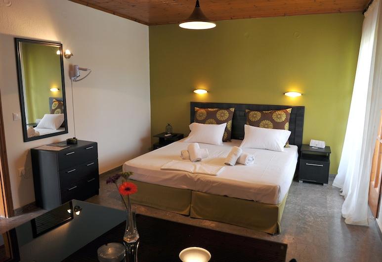 Anna Apartments, Κέρκυρα, Superior Διαμέρισμα, Δωμάτιο επισκεπτών