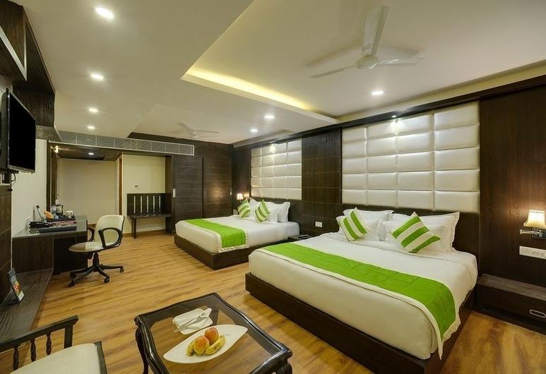 Cygnett Park Di- Arch, Lucknow, Suite Familiale, Chambre