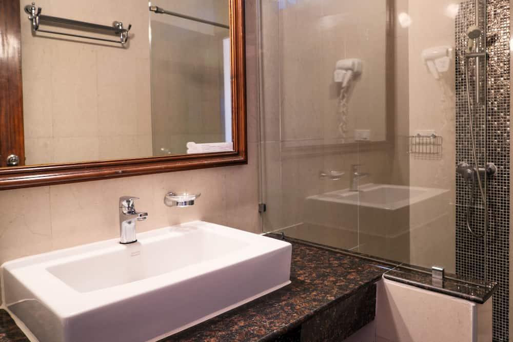 Deluxe Sea View - Salle de bain