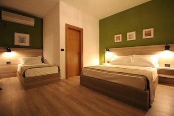 Nuotrauka: Oda Hotel Tirana, Tirana
