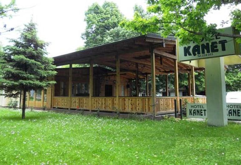 Hotel Kanet, Skopje, Khuôn viên nơi lưu trú