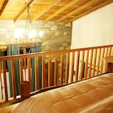 Suite Deluxe, bañera de hidromasaje - Sala de estar