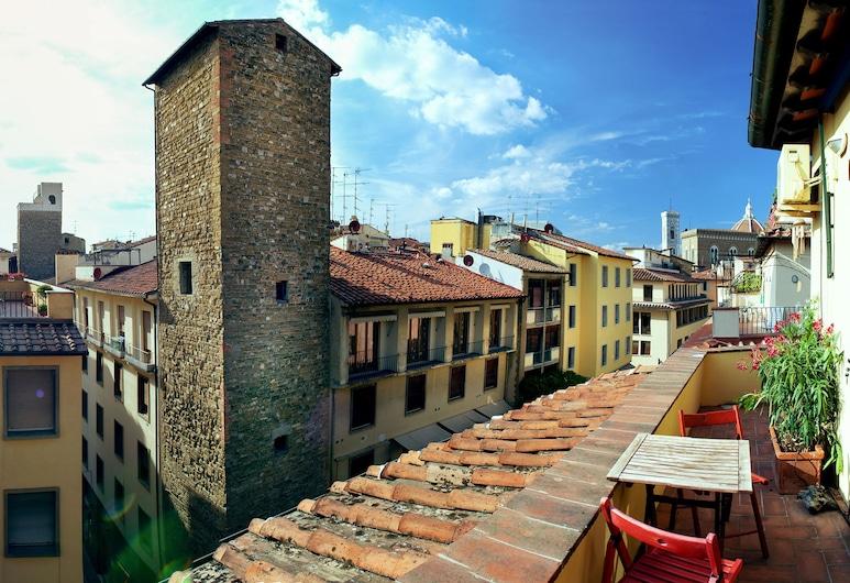 Santo Stefano Penthouse, Florence, Terrace/Patio