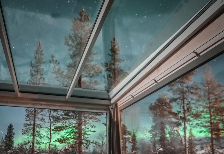 Northern Lights Ranch, Kittilä, Sky View Cabin Standard, Vierashuone