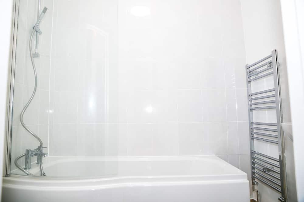 apartman, 3 hálószobával - Fürdőszoba