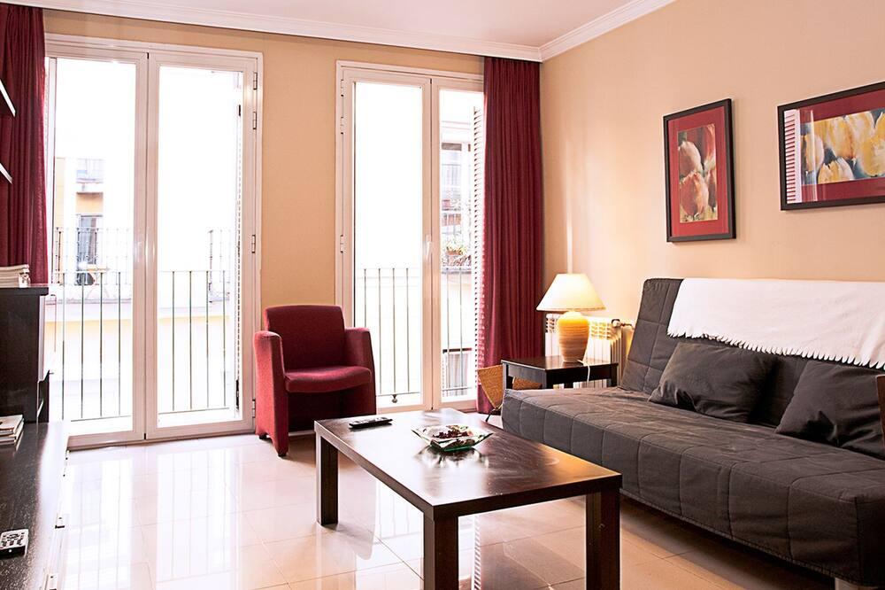 Apartament standardowy, 1 sypialnia (B) - Powierzchnia mieszkalna