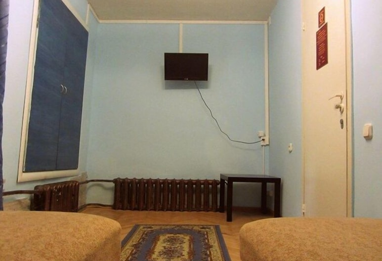 Old Flat Guest house na Zhukovskogo, סנט פטרסבורג, חדר אקונומי טווין, חדר אורחים