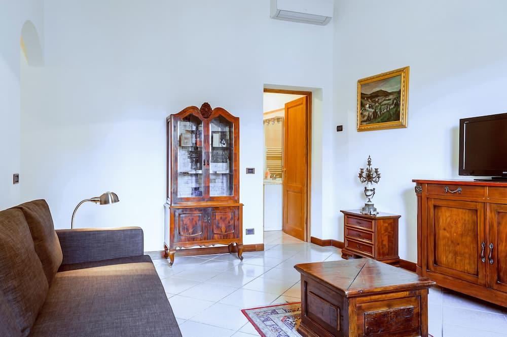 Apartemen, 2 kamar tidur (Location: Via Fiume 1) - Ruang Keluarga