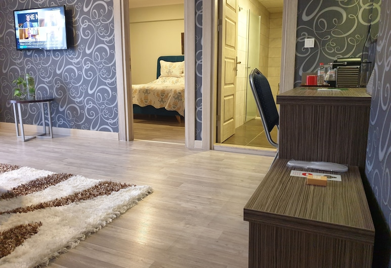 Lina Suite Hotel, Kilis, Business-Suite, Zimmer