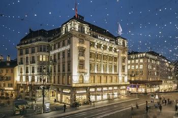 Zurich — zdjęcie hotelu Savoy Hotel Baur en Ville
