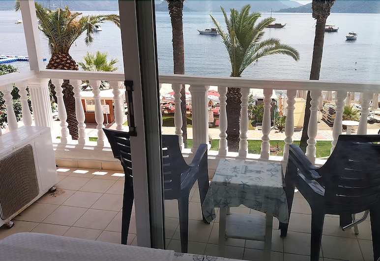 Uysal Motel, Marmaris, Standard Oda, Balkon