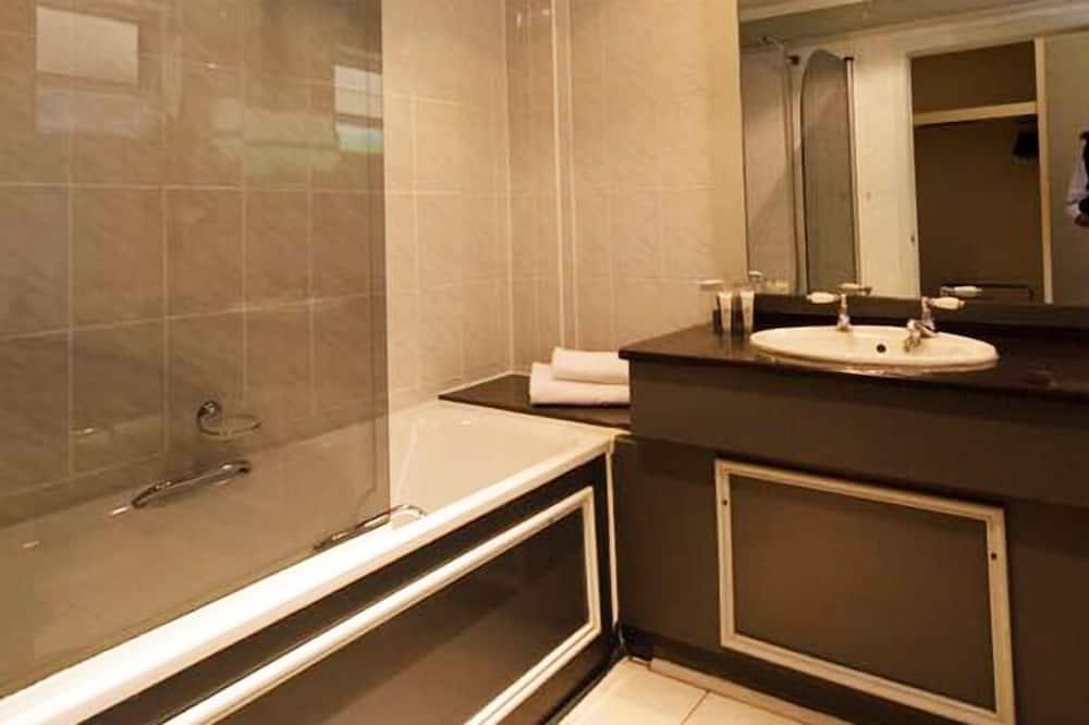쿼드룸 - 욕실