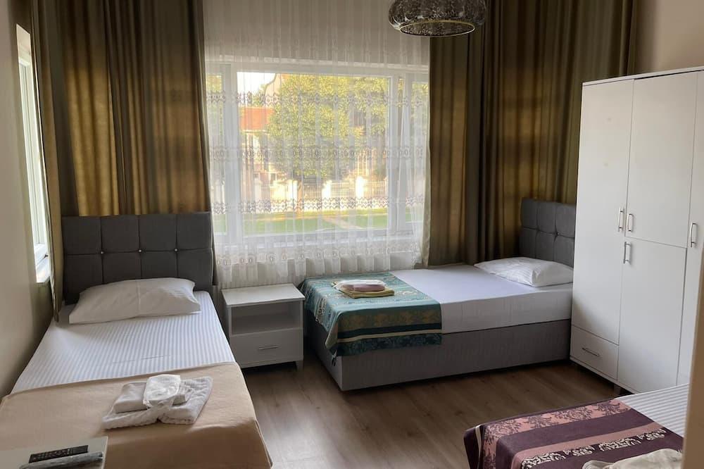 Трехместный номер, 3 односпальные кровати - Номер