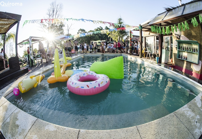 Mundaka Hostel - Adults Only, Punta del Este, Outdoor Pool