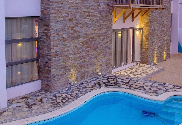 Residence Grand Bay, Grand-Baie, Piscina al aire libre