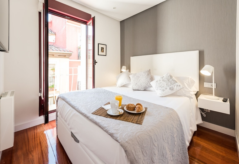 Malasaña Suite - MADFlats Collection, Madrid, Appartement, 1 chambre, Chambre