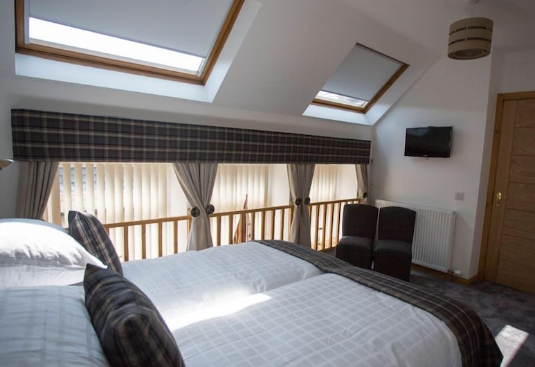 By The Bay, Peterhead, Executive Double or Twin Room, Guest Room
