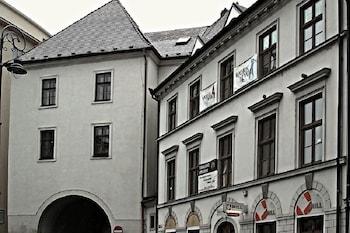 Slika: Rooms Novobranská ‒ Brno