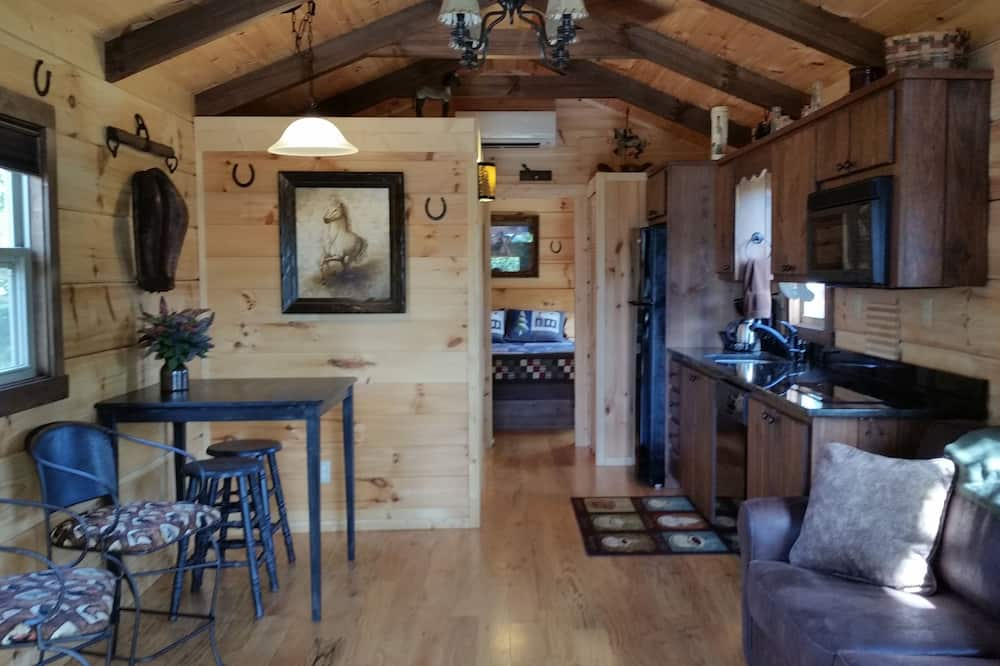 Yogi's House - Vardagsrum