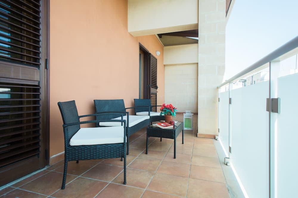 Superior Apartment, 2 Bedrooms, Terrace - Balcony