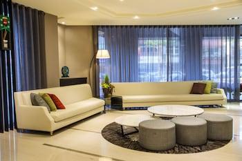Obrázek hotelu Pavilion Boutique Hotel ve městě Nový Tchaj-pej