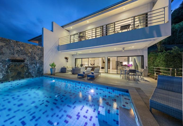 白鴿別墅飯店, 蘇梅島