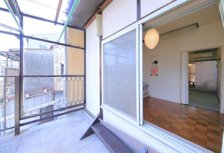 Oyado Tofukuji 2, Kyoto, Balcony