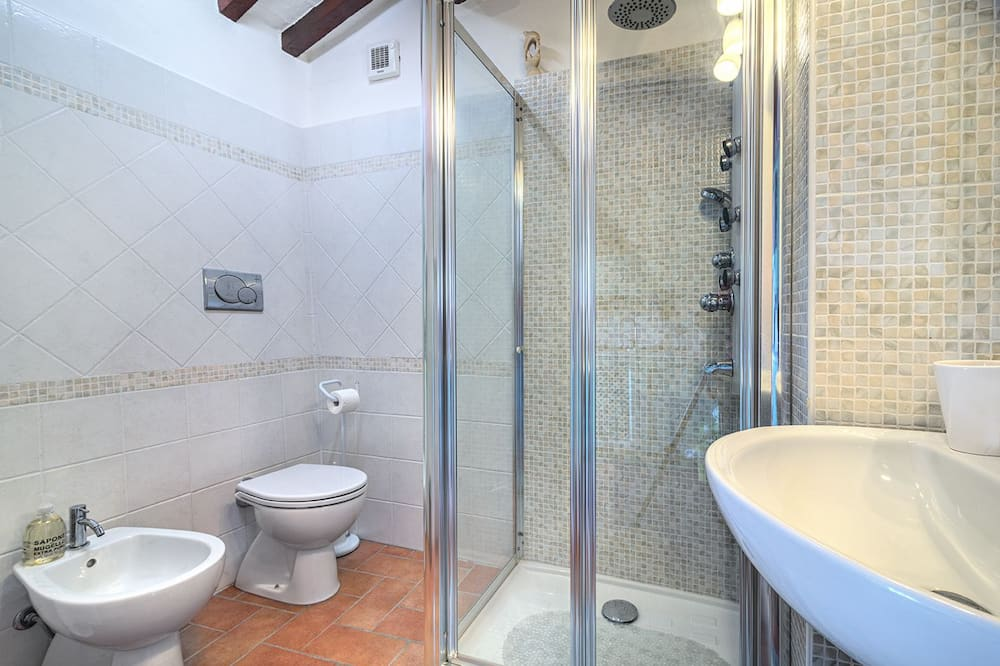 Chambre Simple, salle de bains privée (External) - Salle de bain