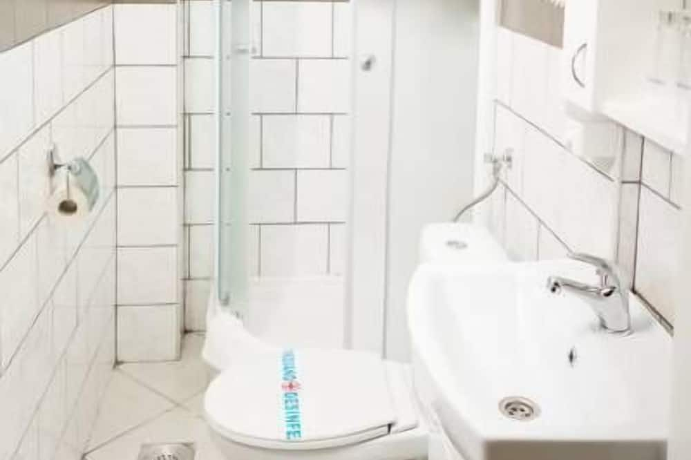 Double or Twin Room, Terrace - Bathroom