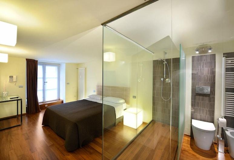 Terres d'Aventure Suites, Turin, Double Room, Guest Room