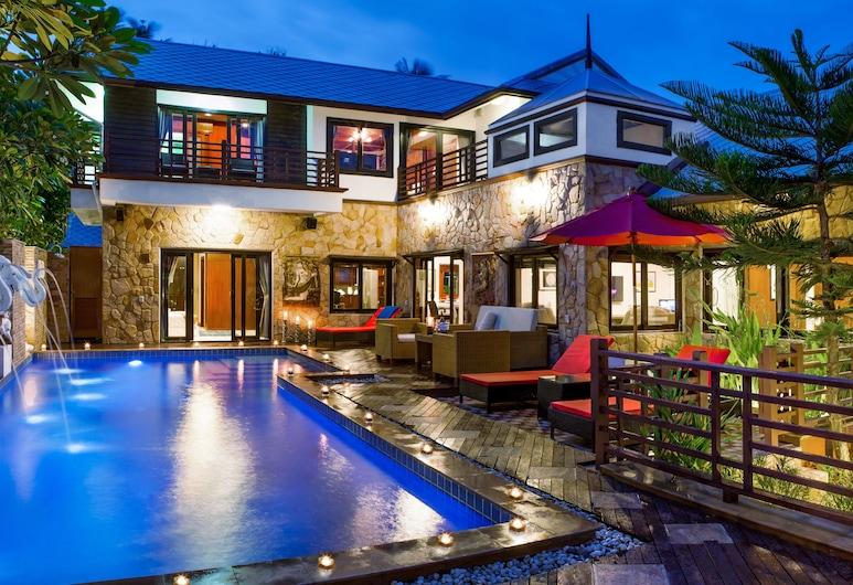 蘇梅島天堂別墅酒店, 蘇梅島