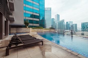 A(z) ZEN Home at Icon Plaza BGC hotel fényképe itt: Taguig