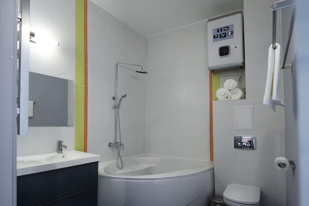 Suite, Badewanne - Badezimmer