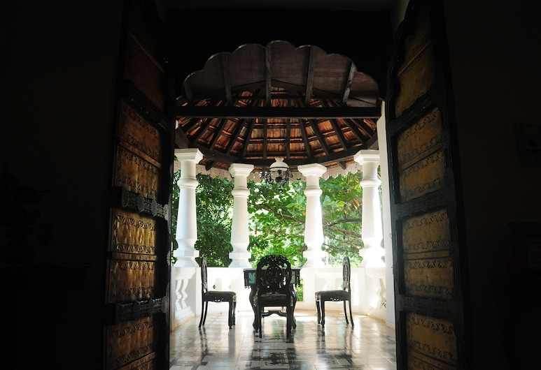 Marbella Guest House, Candolim, Interior Entrance