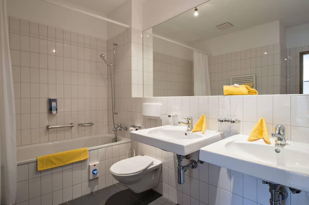 Двухместный номер с 1 двуспальной кроватью (Bellavista) - Ванная комната