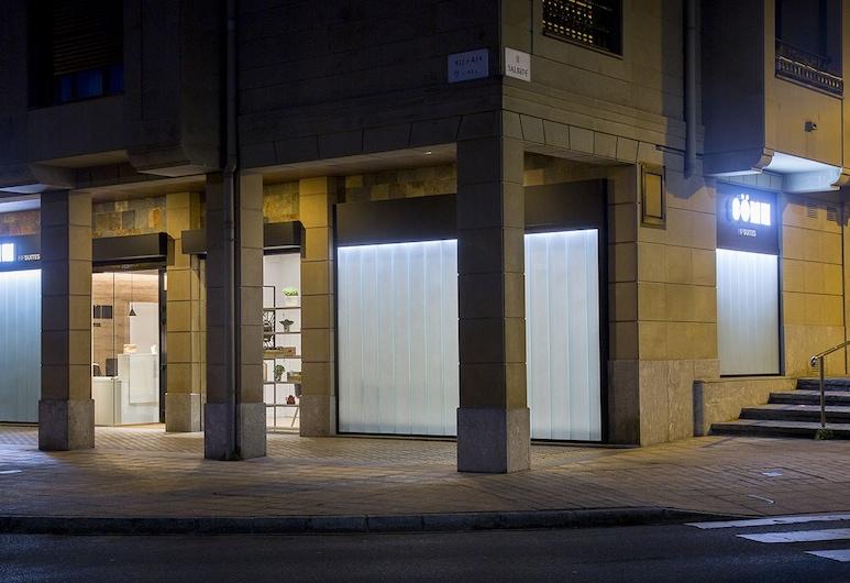 Somn Hipsuites Zarautz, Zarautz, Hotel Front