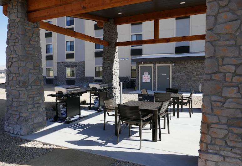 My Place Hotel-North Las Vegas, Norte de Las Vegas, Área de parrillas o picnic